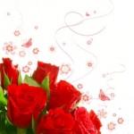 Am Valentinstag Freude schenken